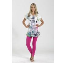 """Viki női """"Modern"""" pizsama"""