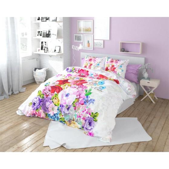 Virágoskert exkluzív ágynemű