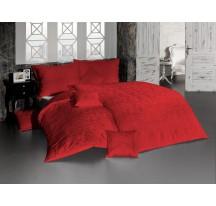 Piros luxus ágynemű