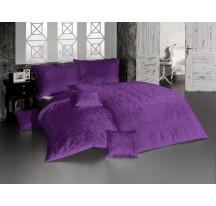 Lolita lila luxus ágynemű