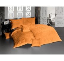 Lolita orange luxus ágynemű