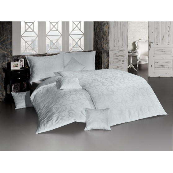 Lolita damaszt homok luxus ágynemű