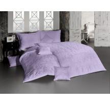 Lila luxus ágynemű
