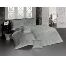 szürke luxus ágynemű