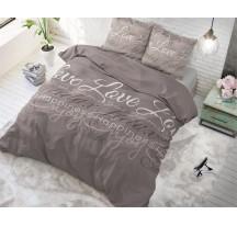 Szerelem és pihenés modern ágynemű