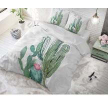 Márványzöld Kaktusz Modern ágynemű