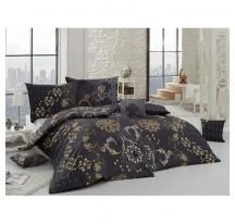 Aranyvirág pamut szatén ágynemű