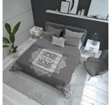 Home szürke modern Ágytakaró
