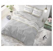 Luxury szürke ágynemű