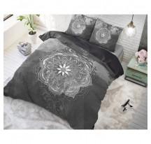 Szürke elegáns ágynemű