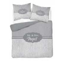 Mr& Mrs romantikus ágynemű