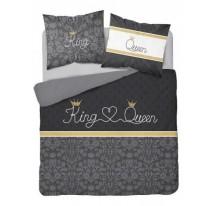 King&Quees romantikus ágynemű