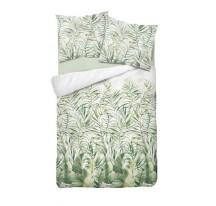 Zöld levelek modern ágynemű