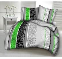 Kira zöld modern ágynemű