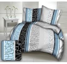 Kira kék modern ágynemű